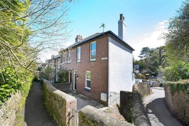 Thumbnail Semi-detached house to rent in Sunnymead Terrace, Totnes