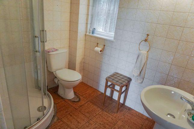 Shower Room of Marsh Lane, Norley, Frodsham WA6