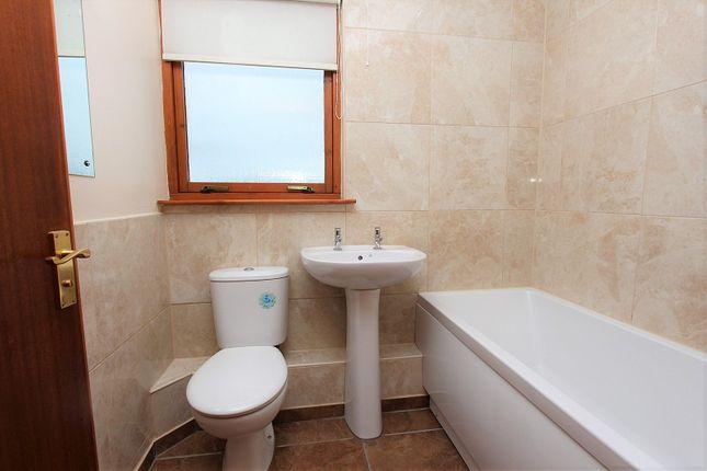 Bathroom of 17 Caulfield Gardens, Cradlehall, Inverness IV2