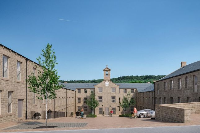 Thumbnail Flat for sale in Glasshouses Mill, Glasshouses, Harrogate