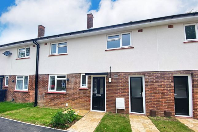Thumbnail Terraced house for sale in Tedder Avenue, Henlow, Bedfordshire