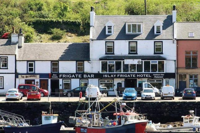 Thumbnail Commercial property for sale in Islay Frigate Hotel, Harbour Street, Tarbert
