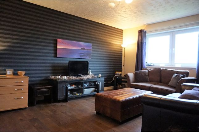Thumbnail Flat for sale in Gillespie Crescent, Aberdeen
