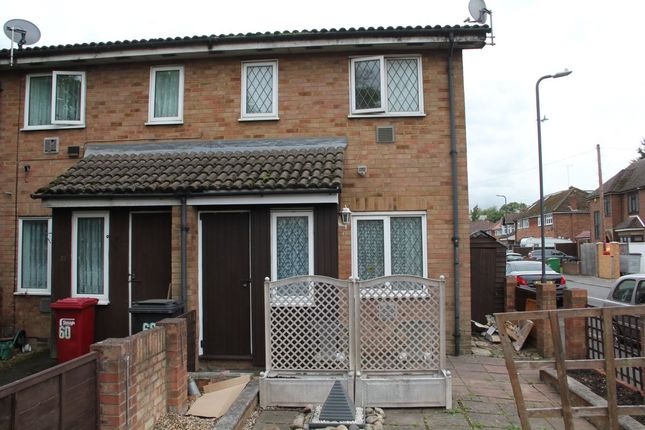 Thumbnail Terraced house to rent in Meadowbrook Close, Colnbrook, Slough