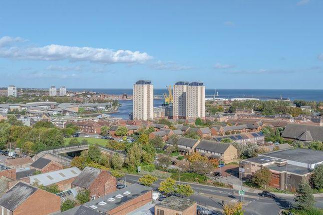 North East Views of Borough Road, Sunderland SR1
