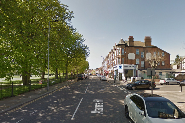 Thumbnail Flat to rent in Aldermans Hill, London