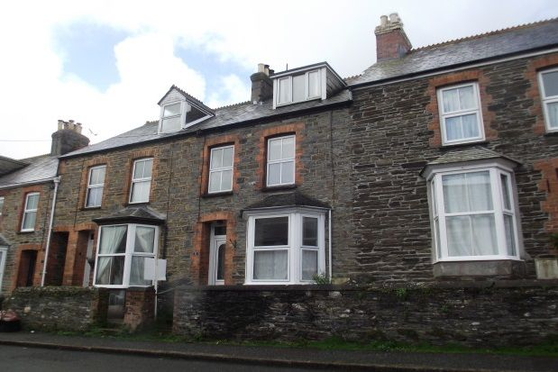 Thumbnail Terraced house to rent in Glen Road, Wadebridge