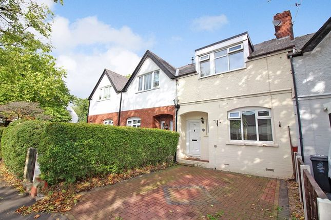 Thumbnail Terraced house for sale in Victoria Avenue, Blackley, Manchester