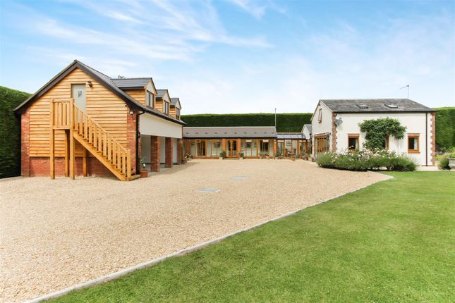 Thumbnail Detached house for sale in Little Shurdington, Shurdington, Cheltenham