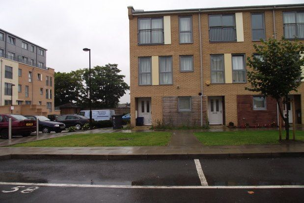 Thumbnail End terrace house to rent in Fortune Avenue, Edgware