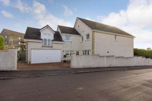 Thumbnail Detached house for sale in Knox Street, Airdrie, North Lanarkshire