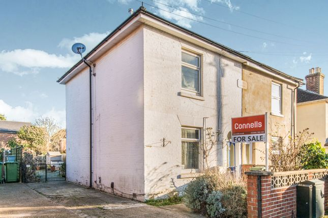 Thumbnail Flat for sale in Varna Road, Southampton