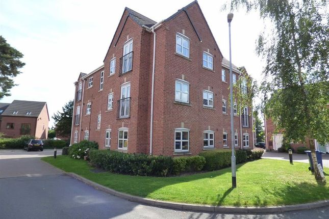 Thumbnail Flat for sale in Old Lodge Close, Uttoxeter