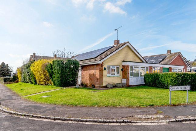 Thumbnail Detached bungalow for sale in Connolly Drive, Carterton, Oxfordshire
