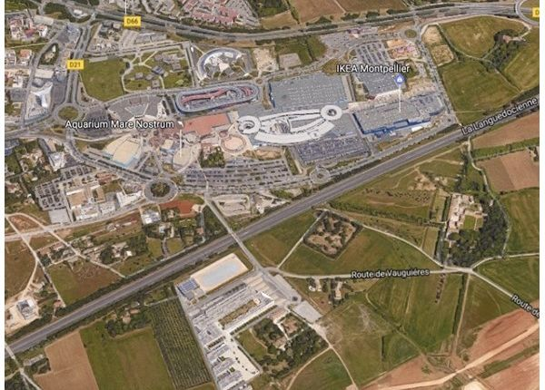 Land for sale in 34000, Montpellier, Fr