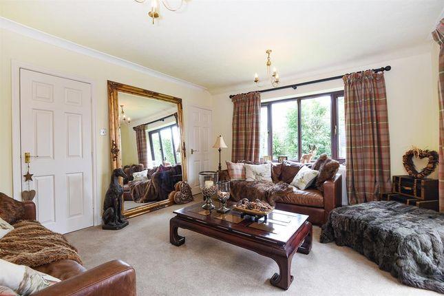 Sitting Room of Meadow Garth, Bramhope, Leeds LS16