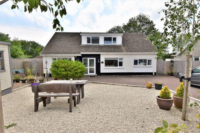 Thumbnail Detached house for sale in Plas Gwyn, The Ridgeway, Saundersfoot