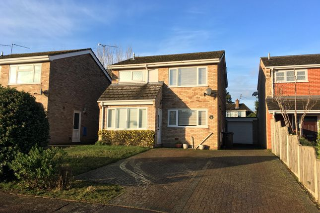 Front of Maple Drive, South Wootton, King's Lynn PE30