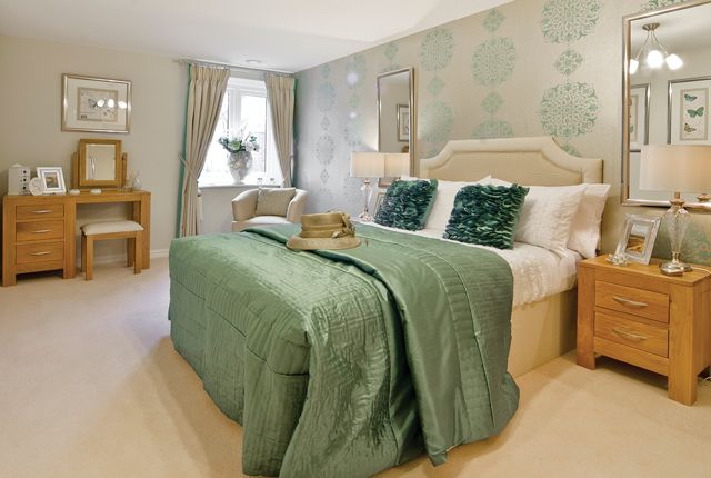 "Thumbnail Flat for sale in ""Typical 1 Bedroom"" at Bishophill Junior, York"
