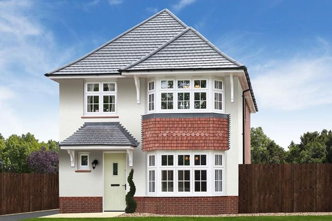Thumbnail Detached house for sale in Tay Road, Leicester