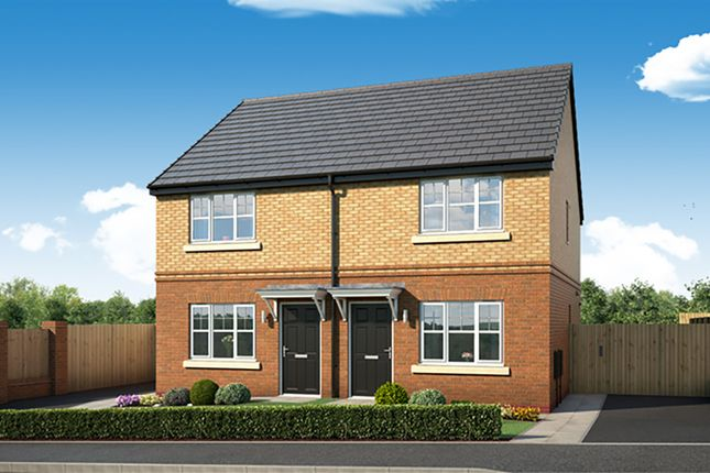 "Thumbnail Property for sale in ""The Linton"" at Newbury Road, Skelmersdale"