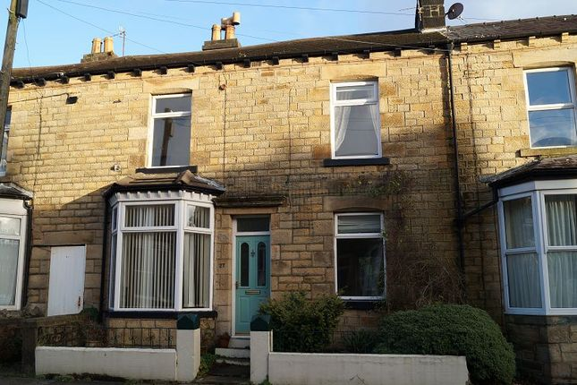 Thumbnail Terraced house to rent in Portland Street, Lancaster
