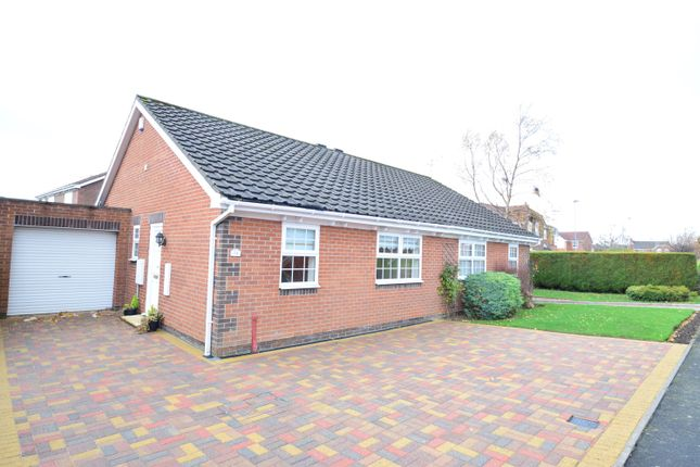 Thumbnail Semi-detached bungalow to rent in Paddock Hill, Ponteland, Newcastle Upon Tyne