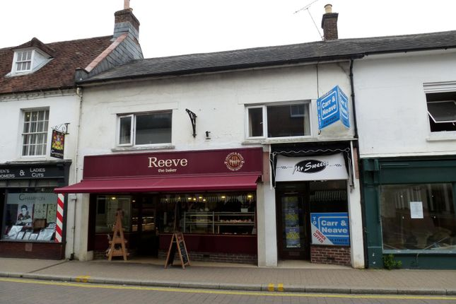 Thumbnail Property to rent in High Street, Ringwood