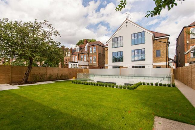 Thumbnail Flat for sale in Messaline Avenue, London