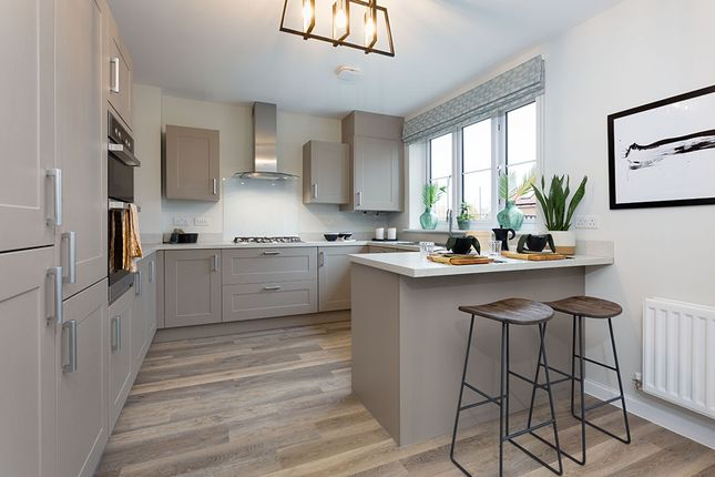 """4 bedroom detached house for sale in """"The Aspen"""" at Great Brier Leaze, Patchway, Bristol"""