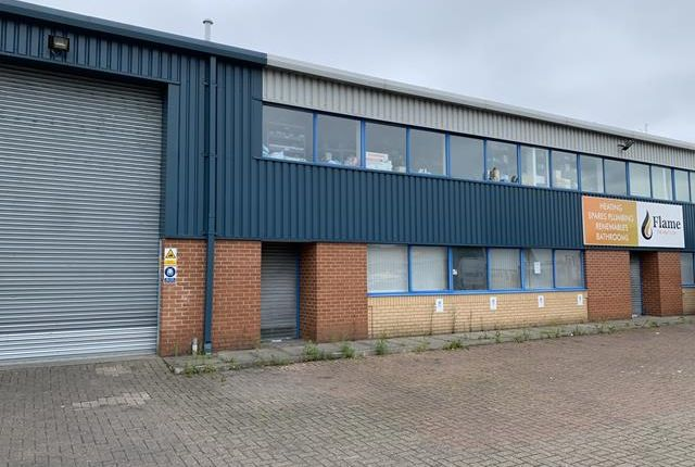 Thumbnail Light industrial to let in Unit 2 Ninth Avenue, Gateshead, Tyne And Wear