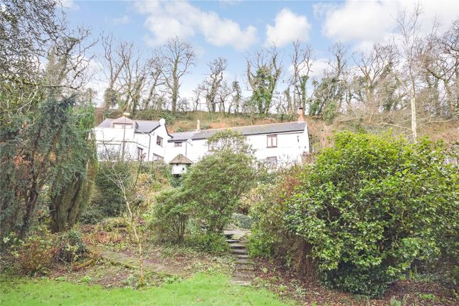 Thumbnail Detached house for sale in Dinhams Bridge, St. Mabyn, Bodmin