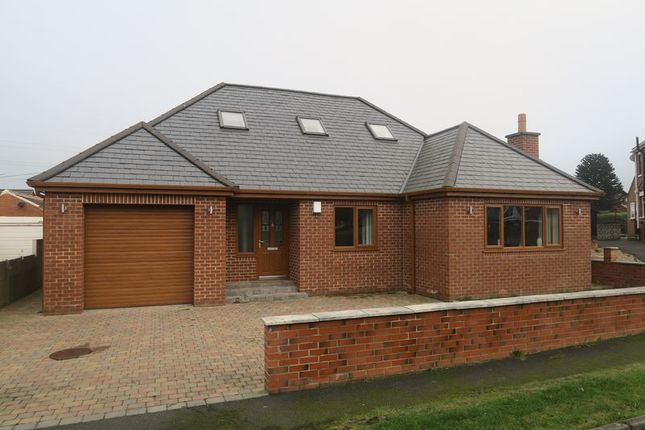 Thumbnail Detached bungalow for sale in Greenmoor Avenue, Lofthouse, Wakefield