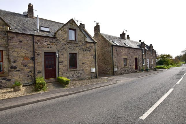 Thumbnail Cottage for sale in Main Street, Leitholm