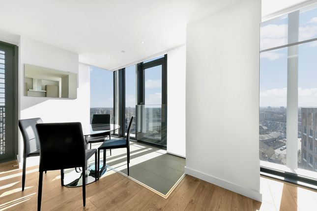 Dining Area of Stratosphere Tower, Stratford, London E15