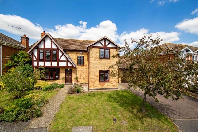 Detached house for sale in Pipits Croft, Bicester