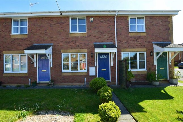 Thumbnail Terraced house to rent in Beechwood, Hornsea, East Yorkshire