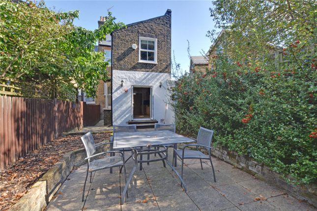 Garden of Halstow Road, Greenwich, London SE10