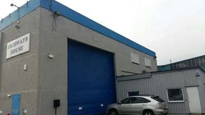 Thumbnail Light industrial to let in Former Reap Unit, Fairways House, Mount Pleasant Road, Southampton, Hampshire