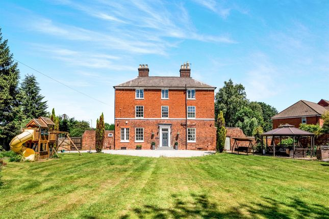 Thumbnail Detached house for sale in Watling Street, Wilnecote, Tamworth