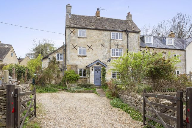 Thumbnail Terraced house for sale in Burleigh, Stroud