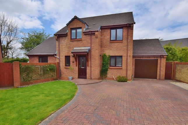 Thumbnail Detached house for sale in Redhill Park, Haverfordwest