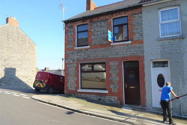 Thumbnail Terraced house for sale in Princes Street, Barry