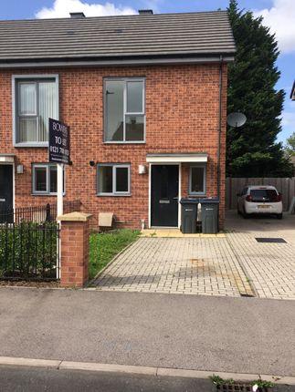 Thumbnail Semi-detached house to rent in Platt Brook Way, Sheldon