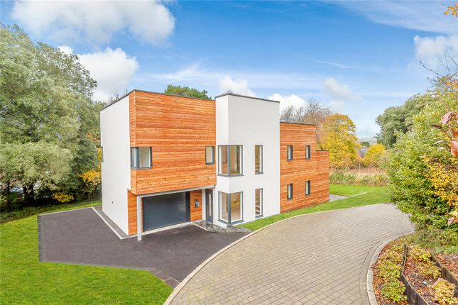 Thumbnail Detached house for sale in The Lawns, Daracombe Park, Mile End Road, Highweek Village, Devon