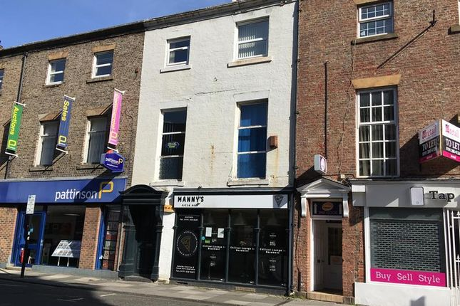 Thumbnail Retail premises for sale in 25, Ridley Place, Newcastle Upon Tyne, Tyne And Wear