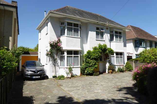 Thumbnail Detached house for sale in Holdenhurst Avenue, Southbourne, Bournemouth