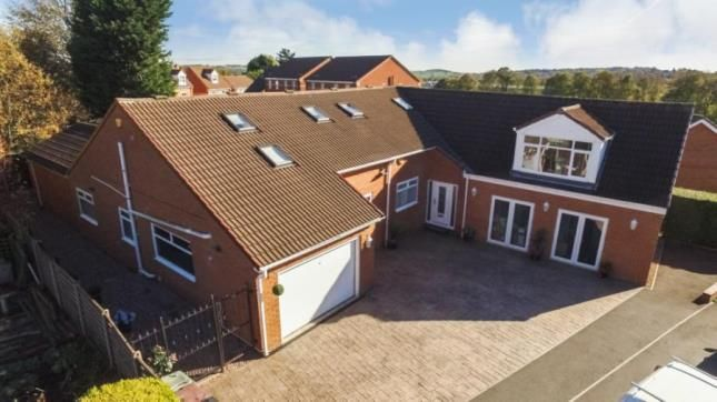 Thumbnail Detached house for sale in Stubley Lane, Dronfield Woodhouse, Dronfield, Derbyshire