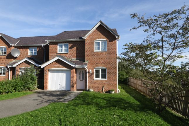 Thumbnail Detached house for sale in Maes Berea, Bangor