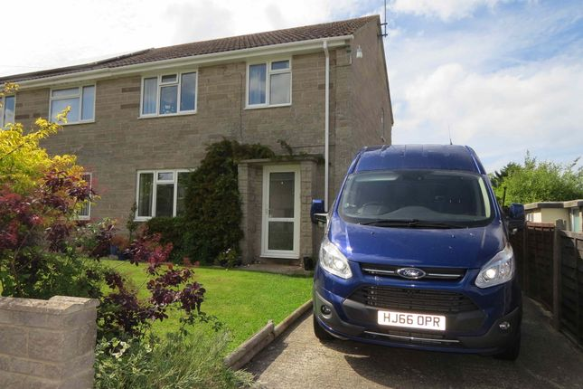 Thumbnail Semi-detached house to rent in Woodhayes, Henstridge, Somerset
